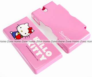 include  1* Pink Hello Kitty Hard Cover Case for Nintendo DS NDS Lite