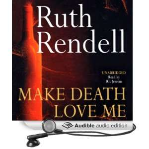 Death Love Me (Audible Audio Edition) Ruth Rendell, Ric Jerrom Books