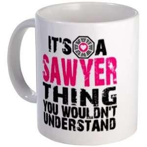 Sawyer Thing Love Mug by