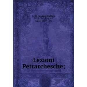 Giovanni Battista, 1498 1563,Negroni, Carlo, 1819 1896 Gelli Books