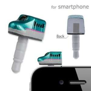 Japanese Train Plugy Earphone Jack Accessory (Bullet Train