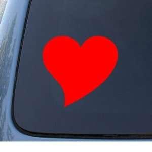 HEART   Love   Car, Truck, Notebook, Vinyl Decal Sticker #1018  Vinyl