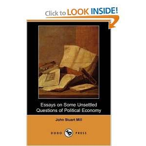 Economy (Dodo Press) (9781406582581) John Stuart Mill Books