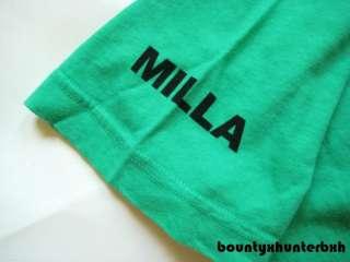 MARC JACOBS Milla Jovovich Skin Tee T Shirt L Large