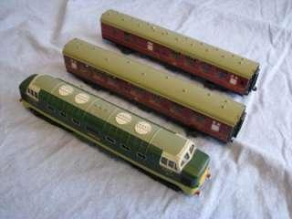 Hornby Dublo Diesel Locomotive Train Set D9012 Crepello