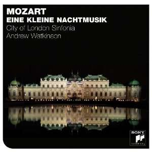 Kleine Nachtmusik: City of London Sinfonia, Andrew Watkinson: Music
