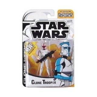 Star Wars Clone Wars Cartoon Network Animated   Clone Trooper Yellow