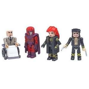 Marvel Minimates 4 Pack Figures Phoenix/Professor X