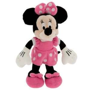 Mickey Mouse Clubhouse Minnie Mouse Mini Bean Bag Plush Toys & Games