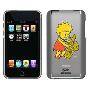 Lisa Simpson on iPod Touch 2G 3G CoZip Case Electronics