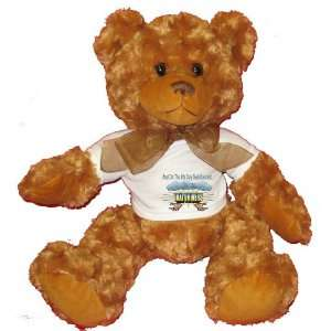 And On The 8th Day God Created TAXI DRIVERS Plush Teddy