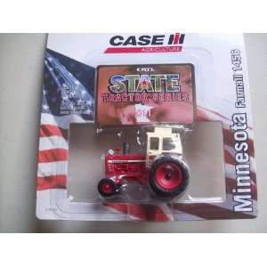 Ertl Case IH State Tractor Series Minnesota Farmall 1456 Toys & Games