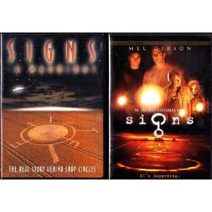 the Real Story Behind Crop Circles  2 Pack Mel Gibson Movies & TV