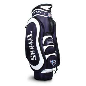 Tennessee Titans NFL Medalist Golf Cart Bag Sports