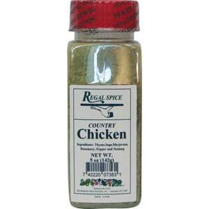Regal Country Chicken Blend Poultry Seasoning 5 oz.
