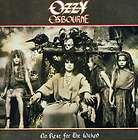 Ozzy Osbourne Signed No Rest Wicked Album JSA LOA PROOF