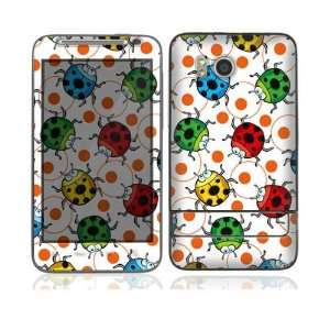 Ladybugs Protective Skin Cover Decal Sticker for HTC