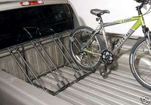 NEW Advantage Truck Pickup Bed Rack 4 Bike Secure Stand