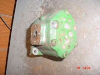 1050 JOHN DEERE TRACTOR WORKING HYDRAULIC PUMP JD 850 950 1050