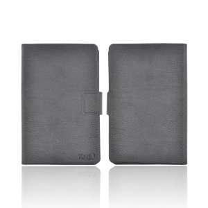 For  Kindle Fire Black OEM Kroo USA DASH Leather