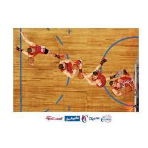 NBA Los Angeles Clippers Blake Griffin Mural Wall Graphic
