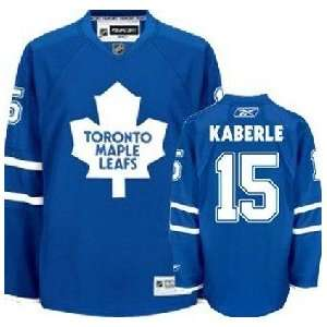 2012 New NHL Toronto Maple Leafs #15 Kaberle Blue Ice