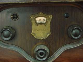 Antique 55C Atwater Kent 55 C Kiel Table Console Radio