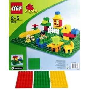 LEGO Duplo Building Plate Set Toys & Games