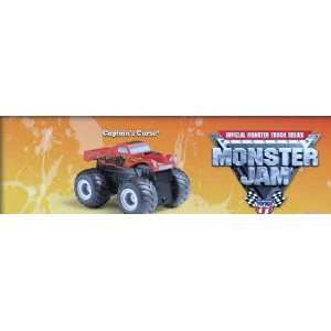 Burger King Kids Meal Monster Jam Captains curse 2009