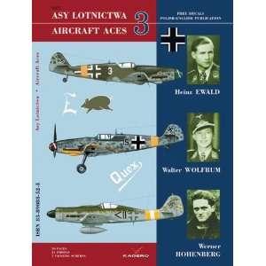 Aircraft Aces 3 (9788389088529): Marek J. Murawski