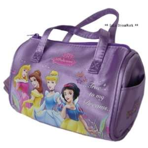 Disney Princess Kid Handbag / Purse (Pink color): Toys