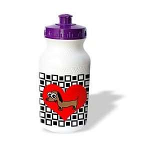 Dogs   I Love Dogs   Dachshund   Water Bottles