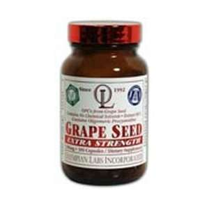 Grape Seed Extract 100 Caps 200 mg ( Extra Strength ) By