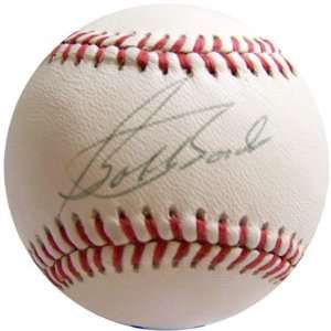 Bonds Autographed Baseball   San Francisco Giants