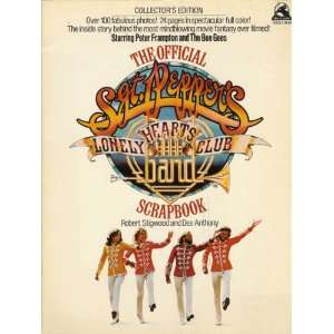 Sgt. Peppers Lonely Hearts Club Band Scrapbook: Robert Stigwood and