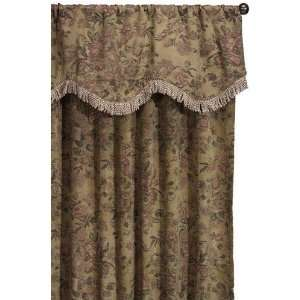 Dbl Woven Jacquard Chenille 108l Tea Wash Home & Kitchen