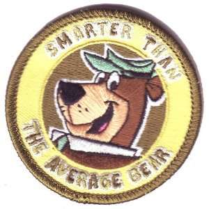 Products   Hanna Barbera patch thermocollant Yogi Bear Toys & Games