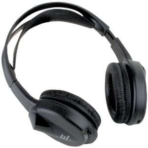 PLANET AUDIO HP 30 DUAL CHANNEL IR WIRELESS HEADPHONES