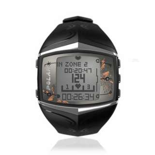Women Heart Rate Monitor Watch BlK Fitness & Cross Training new