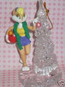 Bugs Bunny Lola Xmas Tree figure/Ornament
