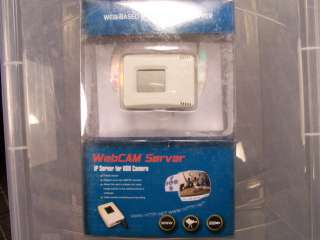 Web based IP USB camera server Model HCV73