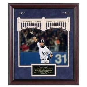 New York Yankees Derek Jeter Yankee Stadium Mr. November Classic