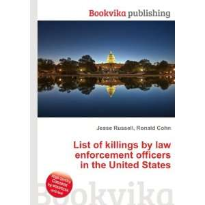 com List of killings by law enforcement officers in the United States