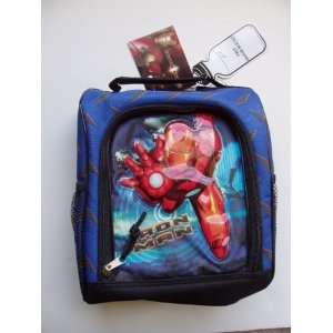 Iron Man Insulated Lunch Bag Kit Toys & Games