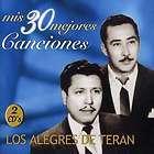 LOS ALEGRES DE TERAN   MIS 30 MEJORES CANCIONES [CD NEW]
