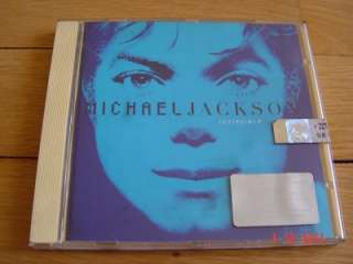 MICHAEL JACKSON / INVINCIBLE *UNOPENED* ORIGINAL CD 16 TRK Epic 2001