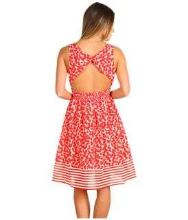 Nanette Lepore Cote DAzur Cherry Dress