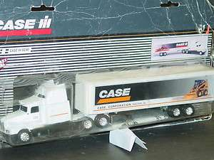 ERTL, Case International Semi Truck & Trailer, NEW