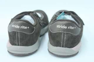 STRIDE RITE ANITA BROWN shoes sandals 8 9 10 11 12 halfs M W