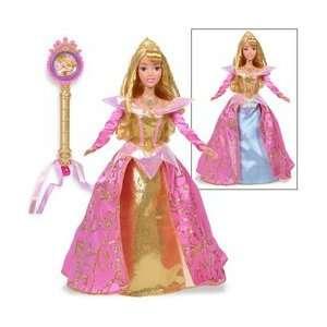 Disney Princess Enchanted Tales Musical Wand Dolls   Sleeping Beauty